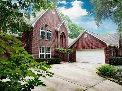 The Woodlands Single Family Home For Sale: 52 E Sunlit Forest Drive
