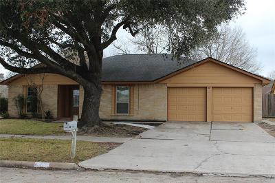 Cypress Single Family Home For Sale: 14246 Cornelia Drive