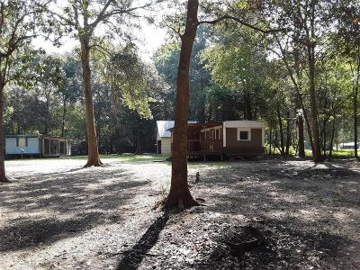Conroe Single Family Home For Sale: 15341 Fm 1485 Road