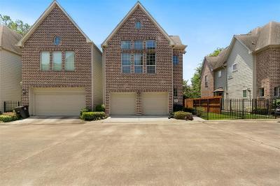 Galveston County, Harris County Single Family Home For Sale: 4005 Alba Road