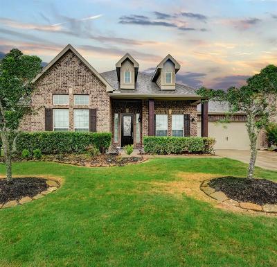 Rosenberg Single Family Home For Sale: 2206 Golden Bay Lane