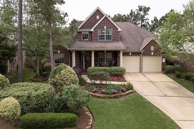 The Woodlands Single Family Home For Sale: 11 N French Oaks Circle