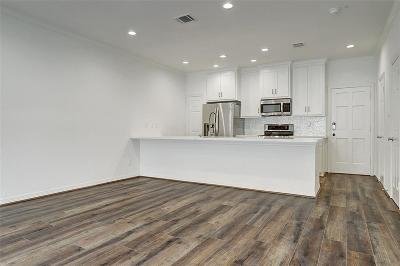 Harris County Condo/Townhouse For Sale: 522 Wilcrest