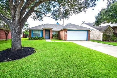 Katy Single Family Home For Sale: 1823 Cornerstone Place Drive