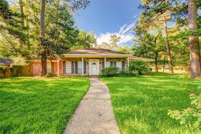 Houston Single Family Home For Sale: 1202 Kingsbridge Road