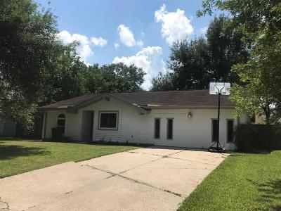 Friendswood Single Family Home For Sale: 17146 Barcelona Drive