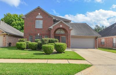 Sugar Land Single Family Home For Sale: 16407 Ginger Run Way