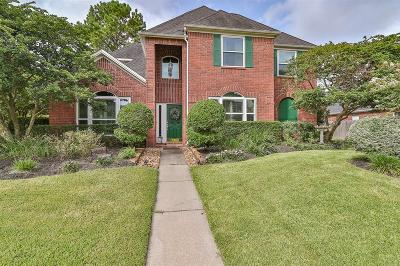 Tomball Single Family Home For Sale: 12303 Wealdstone Drive