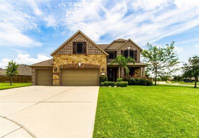 Rosenberg Single Family Home For Sale: 9311 Panola Place Court