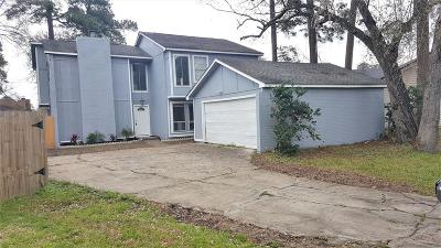 Conroe Single Family Home For Sale: 17139 Gleneagle Drive S