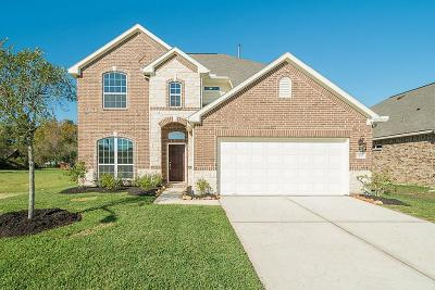 Kingwood Single Family Home For Sale: 21323 Somerset Shore Crossing