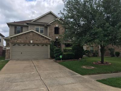 Cypress Single Family Home For Sale: 7710 Crestbrook Manor Lane