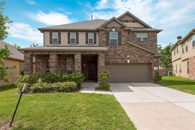 Single Family Home For Sale: 16547 Winthrop Bend Drive