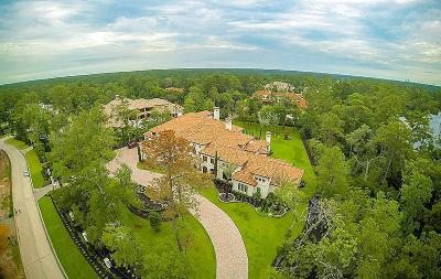 The Woodlands Single Family Home For Sale: 90 W Grand Regency Circle