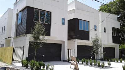 Houston Single Family Home For Sale: 4209 E Hardy Street