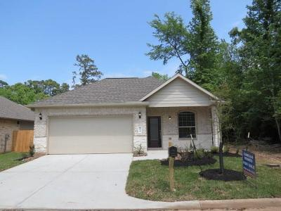 Montgomery Single Family Home For Sale: 12938 Shady Grove Lane