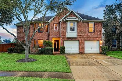 League City Single Family Home For Sale: 2201 Silent Springs Court