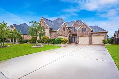 Katy Single Family Home For Sale: 2426 Brandyshire Drive