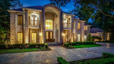 The Woodlands TX Single Family Home For Sale: $965,000