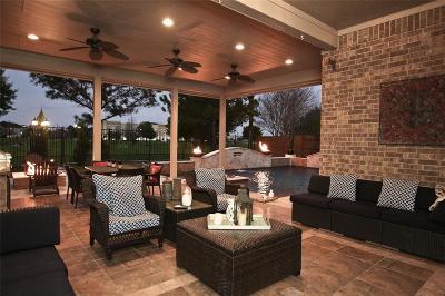 Rosenberg Single Family Home For Sale: 1427 Bell Ridge Lane
