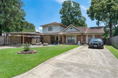 Channelview Single Family Home For Sale: 830 Townley Street