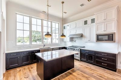 Houston Single Family Home For Sale: 1272 Wood Hollow Drive