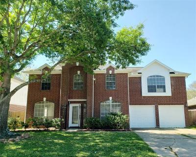 Houston Single Family Home For Sale: 8230 Brentford Drive