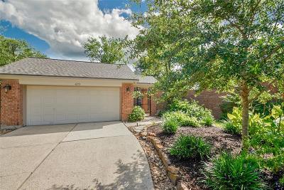 Kingwood Single Family Home For Sale: 4215 Villa Hill Drive
