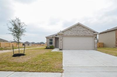 Houston Single Family Home For Sale: 2211 Cherryville Drive