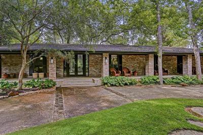 Houston Single Family Home For Sale: 22 Farnham Park Drive