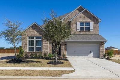 Cypress Single Family Home For Sale: 10919 Crestwood Point