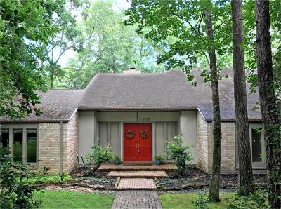 Kingwood Single Family Home For Sale: 2611 Royal Circle Drive