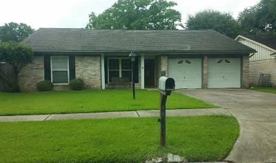 Single Family Home For Sale: 16123 La Cabana Drive