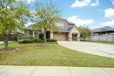 Katy Single Family Home For Sale: 10314 Mossback Pine Road