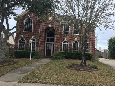 League City Single Family Home For Sale: 4321 Sugarvine Court