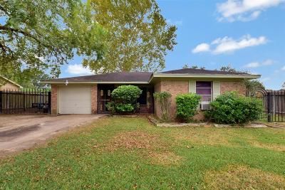 Houston Single Family Home For Sale: 8615 Easter Street