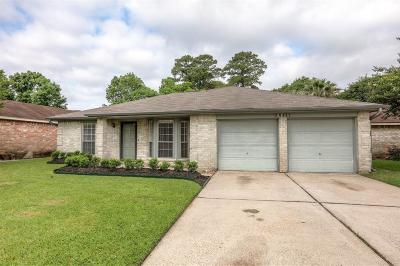Single Family Home For Sale: 20411 Fox Haven Lane