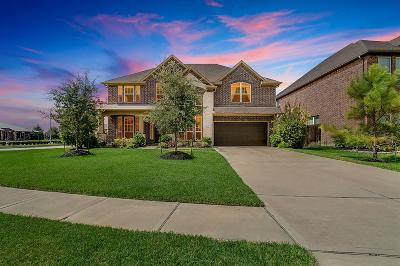 Katy Single Family Home For Sale: 3442 Stone Springs Dr Drive