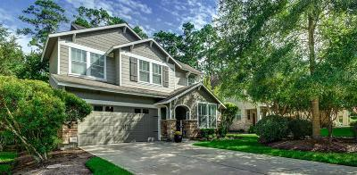 The Woodlands Single Family Home For Sale: 14 Cloud Bank Place