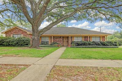 Meyerland Single Family Home For Sale: 5243 Caversham Drive