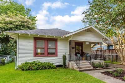 Houston Single Family Home For Sale: 1135 W Gardner Street