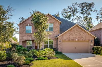 The Woodlands Single Family Home For Sale: 3 Whispering Thicket Place