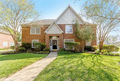 Sugar Land Single Family Home For Sale: 3802 St Michaels Court