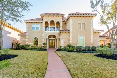 Missouri City Single Family Home For Sale: 4827 Shapiro Court