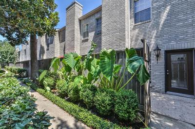 Tanglewilde Condo/Townhouse For Sale: 4001 Tanglewilde Street #404