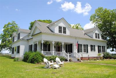 Washington County Country Home/Acreage For Sale: 5302 Fm 50