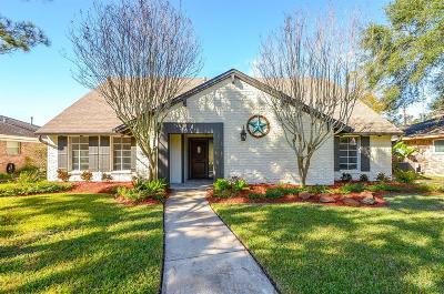 Houston Single Family Home For Sale: 9514 Bob White Drive
