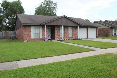 La Porte Single Family Home For Sale: 8515 Beechaven Road
