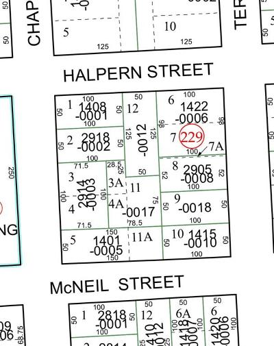 Residential Lots & Land For Sale: 2905 Terry Street