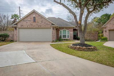 Kingwood Single Family Home For Sale: 4502 Elmstone
